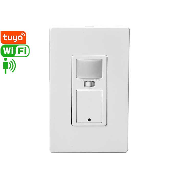 SS118-01K2 Tuya Smart Motion Sensor Switch