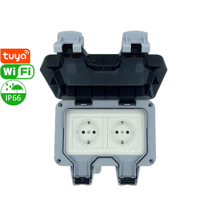 PS-18-WPE Tuya Smart Wi-Fi Socket