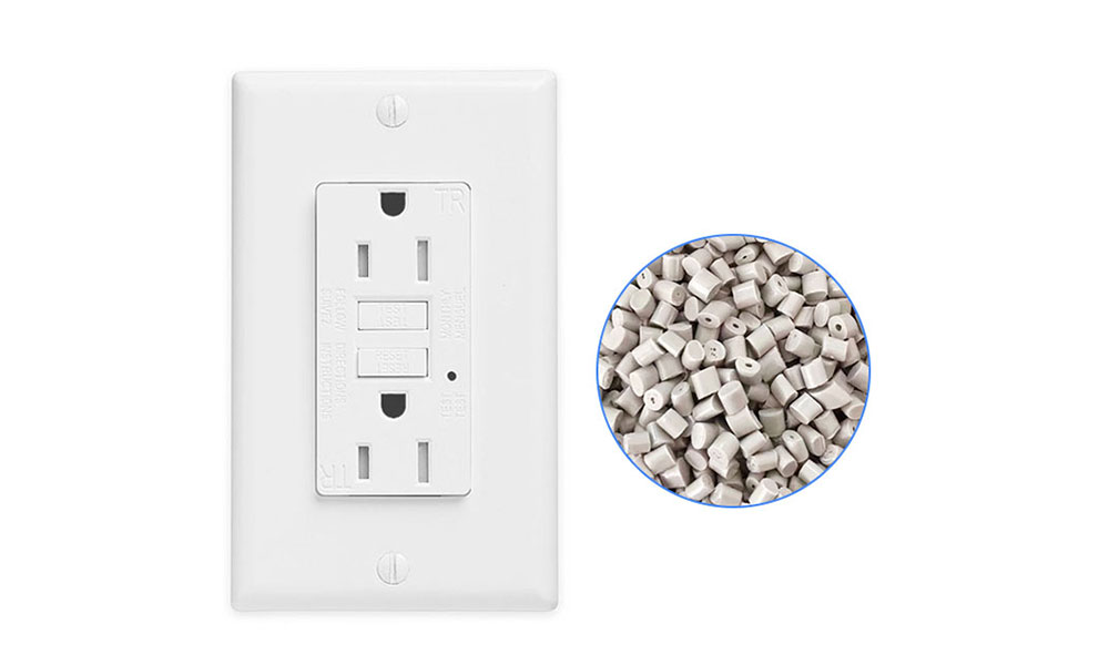 KG-15T 15A GFCI Wall Outlet