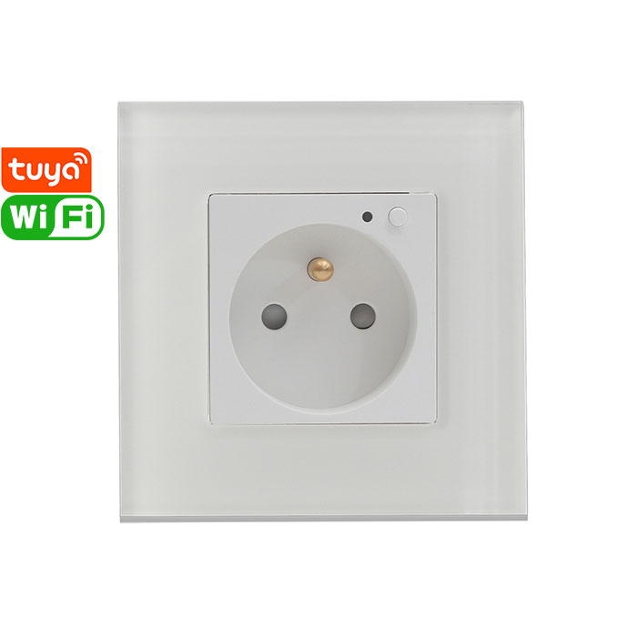 K905-FR Tuya Smart Wi-Fi Wall Socket
