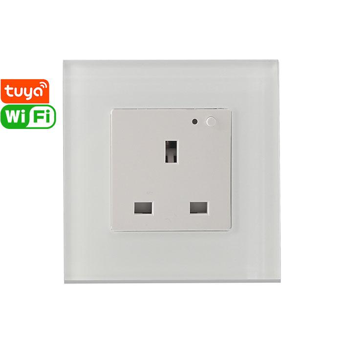 K905-UK Tuya Smart Wi-Fi Wall Socket