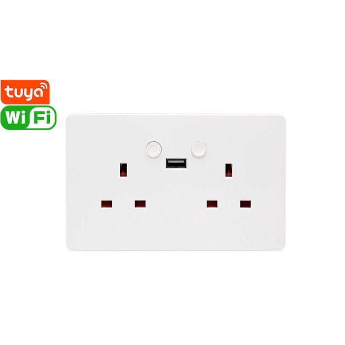 PS-17-WSB Tuya Smart Wi-Fi Socket