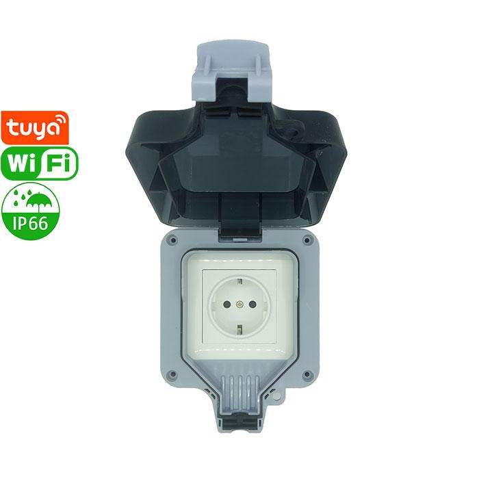 PS-17-WPE Tuya Smart Wi-Fi Socket
