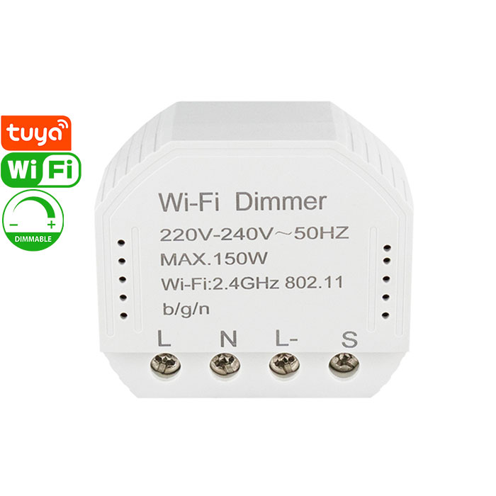QS-WIFI-D01 Tuya Smart Wi-Fi Dimmer Module
