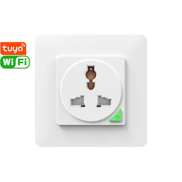 SWP86-03DGN Tuya Smart Wi-Fi Wall Socket