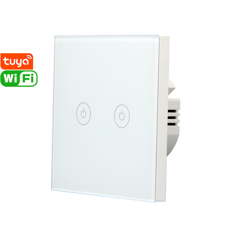 X802U Tuya Smart 2gang Wi-Fi Switch