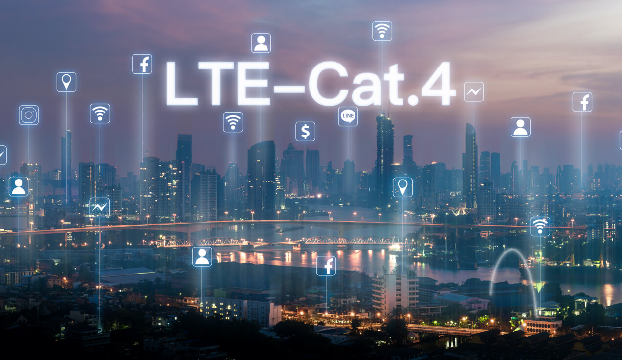 4G LTE Solution